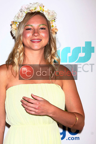Allie Gonino<br />