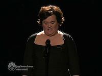 17/09/09 Susan Boyle USA