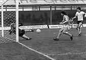 Blackpool v Fulham 14-02-1981