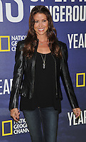 New York, NY- September 21: Shannon Elizabeth attends National Geographic's 'Years Of Living Dangerously' new season world premiere at the American Museum of Natural History on September 21, 2016 in New York City.@John Palmer / Media Punch