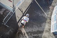 World Champion Thalita de Jong (NED/Rabo-Liv)<br /> <br /> 2016 CX Superprestige Spa-Francorchamps (BEL)