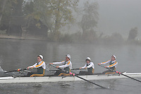 003 WBS .Reading Rowing Club Small Boats Head 2011. Tilehurst to Caversham 3,300m downstream. Sunday 16.10.2011