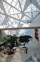 I.M. Pei: Washington D.C. National Gallery, East.