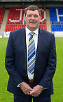 St Johnstone FC Photocall, 2015-16 Season....03.08.15<br /> Tommy Wright, Manager<br /> Picture by Graeme Hart.<br /> Copyright Perthshire Picture Agency<br /> Tel: 01738 623350  Mobile: 07990 594431