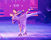 Imperial Ice Stars <br /> Nutcracker on ice <br /> Artistic Director Tony Mercer <br /> Music by Tchaikovsky<br /> at the <br /> Royal Albert Hall, London, Great Britain <br /> 28th December 2015 <br /> rehearsal <br /> <br /> <br /> Marilia Vygalova as Marie<br /> Vladislav Lysoi Nutcracker Prince <br /> <br /> <br /> International ice dance sensation, The Imperial Ice Stars, return for a third season at the Royal Albert Hall with their production of The Nutcracker on Ice for Christmas 2015, as part of their 10th anniversary world tour. The Nutcracker on Ice will open on Monday 28 December for a strictly limited season of 12 performances.<br /> <br /> <br /> Photograph by Elliott Franks <br /> Image licensed to Elliott Franks Photography Services