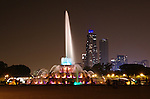 Clarence F. Buckingham Fountain, Chicago, Illinois