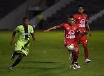 Patriotas ganó como local 4-1 ante Cortuluá. Fecha 5 Liga Águila II-2016.