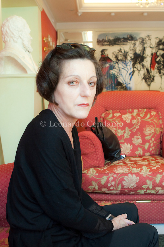 2010, Parma Poesia Werta Muller, writer, ( born 17 August 1953 ) is a Romanian-born German Nobel Prize-winning novelist, poet and essayist noted for her works depicting the effects of...  © Leonardo Cendamo