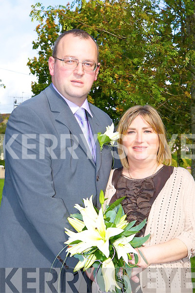 Patricia Hartmann couple