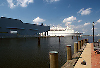 1996 September 30..Redevelopment.Downtown West (A-1-6)..NAUTICUS.WITH CRUISE SHIP...NEG#.NRHA#..