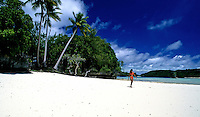 Three Coconut Island Palau