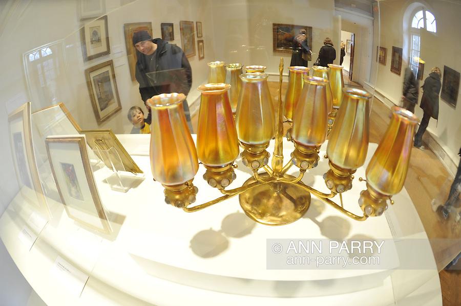 Nassau County Museum of Art 2009 - 2012