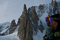 Vallee Blanche with Bryce Phillips & Damian Cromwell