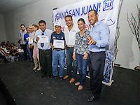 SAN JUAN DEL RIO.- REALIZAN LOS PANISTAS UNA COMIDA PARA SUS CUADROS INTERNOS, POR EL APOYO QUE TUVIERON EN ESTAS ELECCIÓN, ESTA COMIDA FUE ORGANIZADA POR LOS CANDIDATOS ELECTOS  DE SAN JUAN DEL RIO Y LA DIPUTADA FEDERAL ELECTA MARY GARCÍA