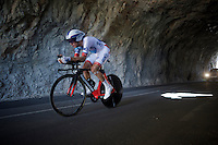 Thibaut Pinot (FRA/FDJ)<br /> <br /> stage 13 (ITT): Bourg-Saint-Andeol - Le Caverne de Pont (37.5km)<br /> 103rd Tour de France 2016