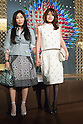 March 16, 2012, Tokyo, Japan - YOU (right) attends a photo call for a Kim Jones event at the Louis Vuitton store in Roppongi Hills. (Photo by Christopher Jue/AFLO)