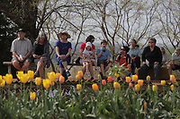 PHOTOS NOT FOR SALE ON THIS WEBSITE.. Monticello marked the 274th anniversary of Thomas Jefferson's birth and Founder's Day with a celebration and ceremony on the west lawn Thursday in Charlottesville, Va. Photo/Andrew Shurtleff Photography, LLC