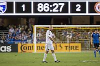 San Jose, CA. - Saturday, September 5, 2015: The Philadelphia Union deafeated the San Jose Earthquakes 2-1 at Avaya Stadium.