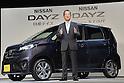 Nissan Motor Company unveils new Dayz mini-car