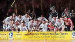 Handball Herren DHB-Pokal 2010/2011, Lufthansa Final Four, THW Kiel - SG Flensburg-Handewitt