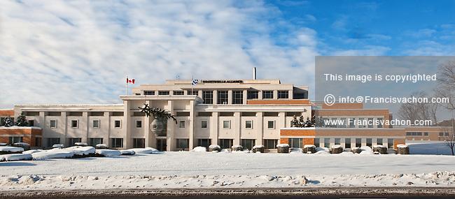 Industrielle alliance headquarters stock photos by for Assurance maison industrielle alliance