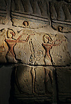 Akhenaten; Amenhotep IV, Talatat Blocks,Tutankhamun and the Golden Age of the Pharaohs, Page 86