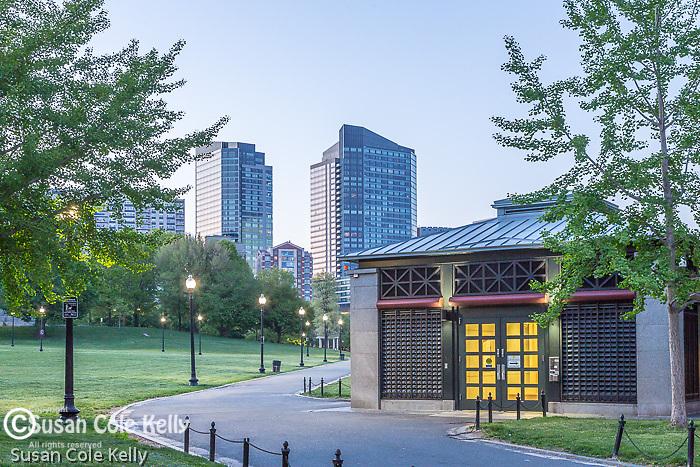 Boston Common, Boston, Massachusetts, USA