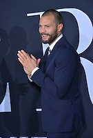 Jamie Dorman at the premiere of &quot;Fifty Shades Darker&quot; at the Theatre at the Ace Hotel, Los Angeles, USA 18th January  2017<br /> Picture: Paul Smith/Featureflash/SilverHub 0208 004 5359 sales@silverhubmedia.com