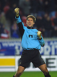 No surrender Stefan Klos as Rangers beat Paris St Germain on penalties