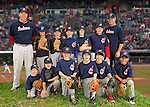 15 May 2010: Portrait and Team Photos of the Burlington American Little League athletes at Calahan Park in Burlington, Vermont. Mandatory Credit: Ed Wolfstein Photo