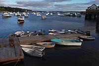 Fishing Boats & Skiffs at Rest  #S35