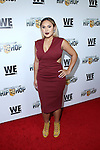 Kristinia DeBarge Attends WE TV's Growing Up Hip Hop Premiere Party Held at Haus