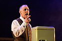 "Dundee, UK. 21.02.2017. Dundee Rep presents ""Death of a Salesman"", by Arthur Miller, directed by Joe Douglas. Picture shows: Billy Mack (Willy Loman). Photograph © Jane Hobson."
