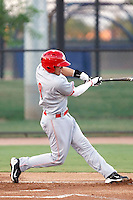 Miguel Rojas - AZL Reds.Photo by:  Bill Mitchell/Four Seam Images..