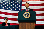 United States President Barack Obama speaks to troops at Fort Bragg, North Carolina, Wednesday,, December 14, 2011 recognizing their service during Operation Iraqi Freedom and Operation New Dawn, as the war in Iraq comes to an end. Ft. Bragg is a platform of readiness that is postured to rapidly respond globally with full spectrum forces that provide sustained joint operational access capability to combatant commanders while remaining dedicated to providing Americaís Soldiers, military families, and civilian employees with the quality of life and vibrant community commensurate with their selfless service..Mandatory Credit: David William McLean / DoD via CNP