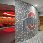 The Ohio State University Basketball Locker Rooms
