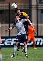 Washington, DC - October 4, 2014: Georgetown tied Marquette 0-0 in double overtime during a match at Shaw Field.