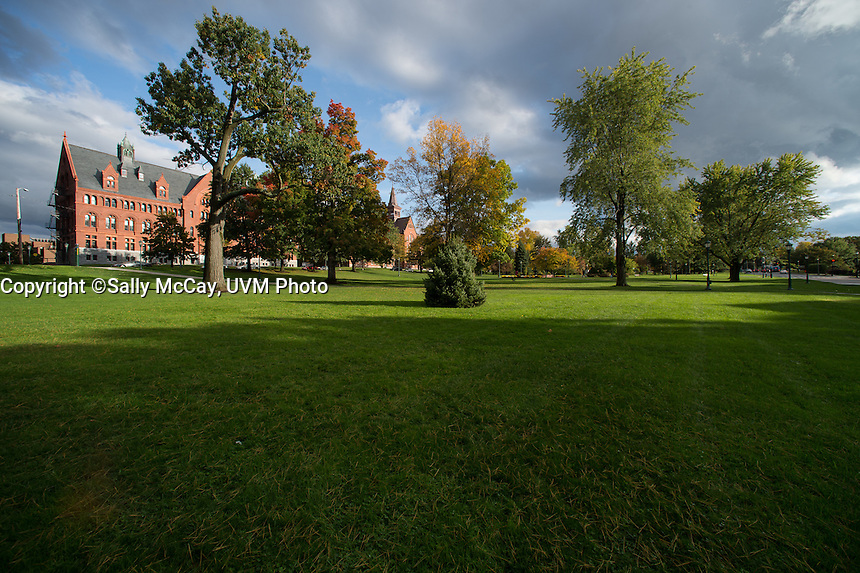 UVM Fall Campus