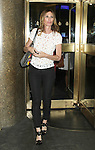 June 04, 2012 Carole Radziwill at NBC Studios in New York City to talk about the new season of the Real Housewives of New York. © RW/MediaPunch Inc. ***NO GERMANY*** ***NO AUSTRIA***