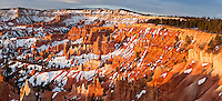 Sunrise from Sunrise Point, Bryce Canyon national park, Utah, USA