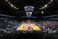 Dec. 07, 2010; Charlottesville, VA, USA; The Virginia Cavaliers host the Radford Highlanders at the John Paul Jones Arena. Photo/Andrew Shurtleff