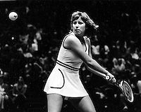 Tennis star Chris Evert<br />(photo  1978/Ron Riesterer)