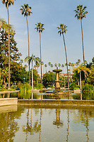 Will Rogers Memorial Park, Beverly Hills, CA, California