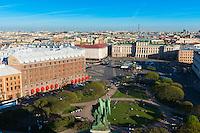 Saint Petersburg Aerial View