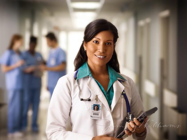 Head Nurse | Jimmy Williams