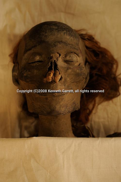 Hatshepsut, Egypt, Egyptian Museum, Hatshepsut Mummy, Dr. Zahi Hawass, Sitre In Mummy, Thutmosis III mummy, Thutmosis II mummy, Hatshepsut Little Liver Box, Thutmosis III Calcite statue