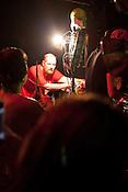 Dan Deacon, illuminated, Hopscotch Music Festival, Raleigh, N.C., Friday, September 7, 2012