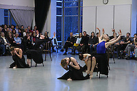 PNB Friday Previews: 3 by Dove, in studio rehersal of 3 dances by Ulysses Dove and a PNB commissioned piece by Victor Quijada.