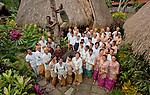 The staff of Fivelements Healing Center