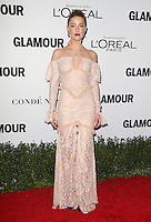 LOS ANGELES, CA - NOVEMBER 14: Amber Heard at  Glamour's Women Of The Year 2016 at NeueHouse Hollywood on November 14, 2016 in Los Angeles, California. Credit: Faye Sadou/MediaPunch